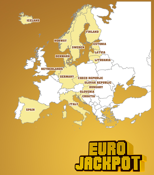 Play eurojackpot online - jackpots up to €90 million every friday!