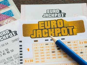 Eurojackpot perjantaina, 31.05.2019: 31 miljoona euroa arpajaisiin