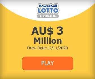 Australian Oz Powerball -lotto