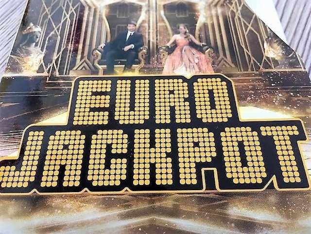 Eurojackpot-eurooppalainen arpajaiset (5 из 50 + 2 / 10)