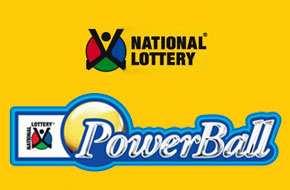 Etelä-Afrikan Powerball-numerogeneraattori
