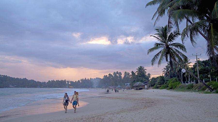 Veligama (Sri Lanka): Sur la carte, Photo, Commentaires | Sri Lanka - lanka.ru