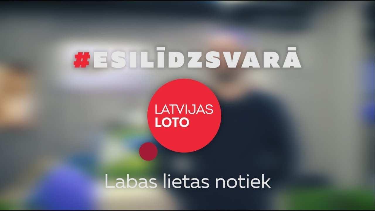 Латвийская лотерея latloto 535