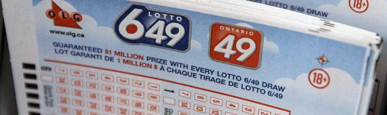 Канадская лотерея lotto 649 (6 из 49)