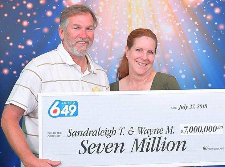 Канадская лотерея lotto 6/49 — как принять участие из россии