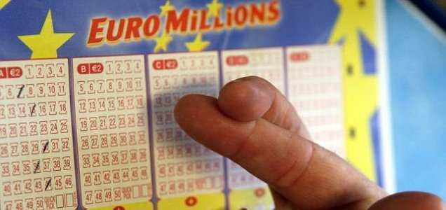 «супертираж» лотереи «евромиллионы»