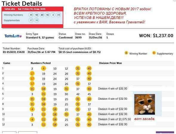 Шанс на джекпот: какие лотереи бывают? - экономика - info.sibnet.ru