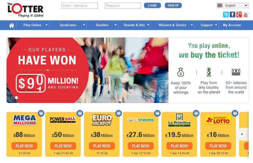 Thelotter review 2020 | 52 lotteries and $100m in winnings paid