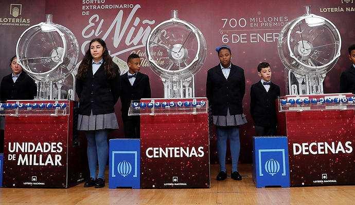 Premios loterнa de navidad - evoluciуn de los premios del sorteo de navidad