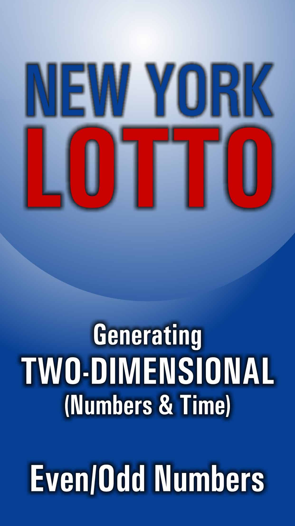 Take 5 - best odds in new york! | big lottos