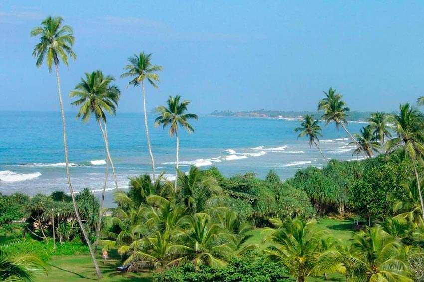 Vacances sur l'île du Sri Lanka: évaluation non critique • pays du monde, villes et tourisme
