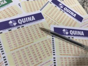 Loterie brésilienne Quina - Tirages quotidiens et prix abordables