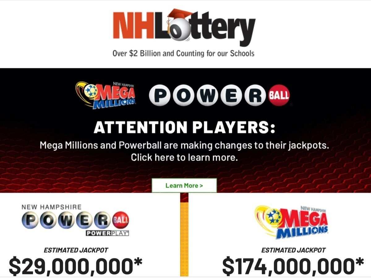 Choisir 6 new jersey (New Jersey) résultats de loterie & détails du jeu