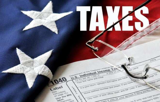 Система налогообложения в сша в 2020 году
