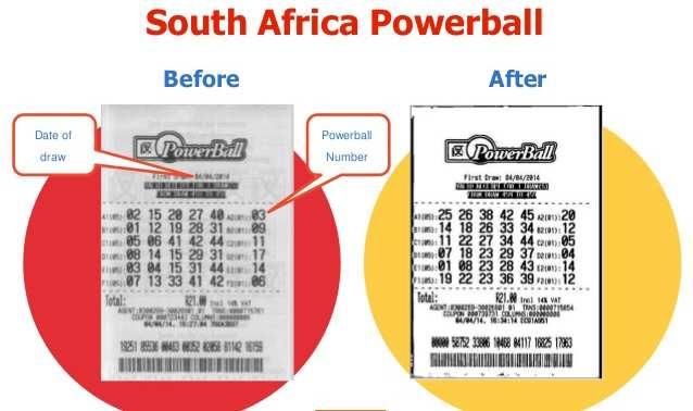 Etelä-Afrikan Powerball-arpajaiset (5 из 50 + 1 / 20)